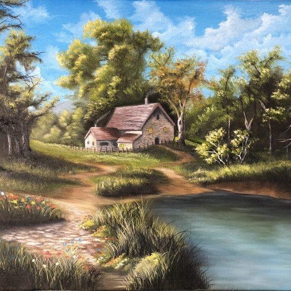 Originele schilderijen